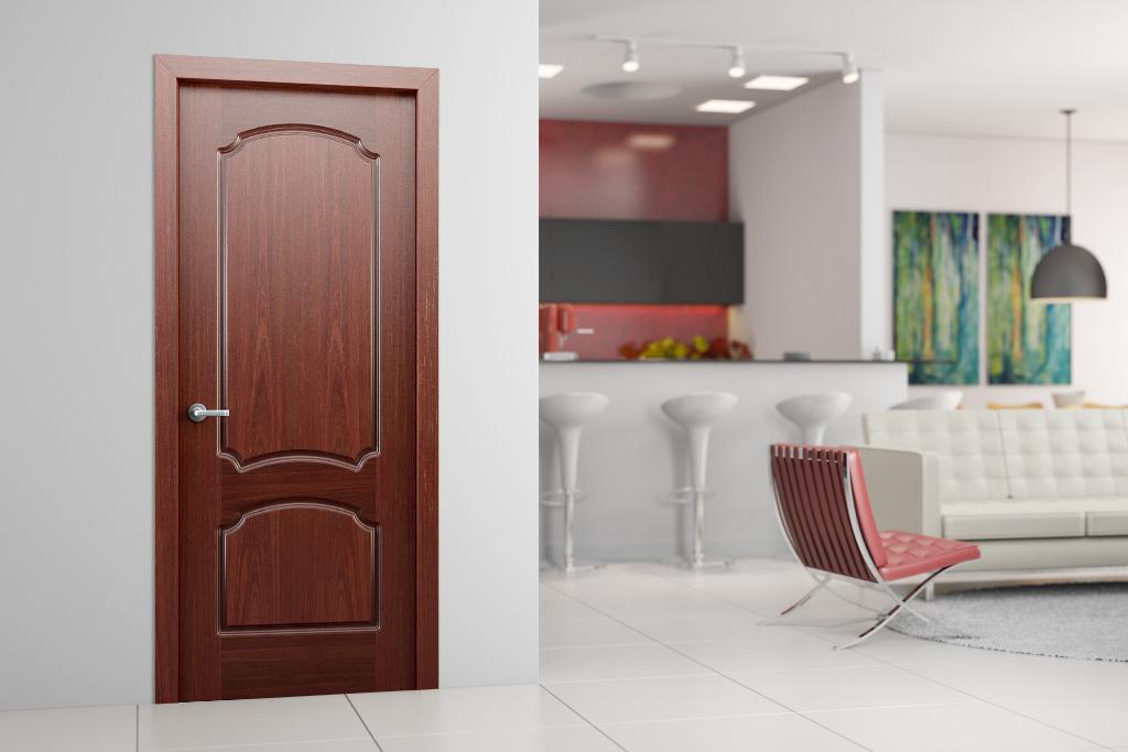 Особенности карельских межкомнатных дверей