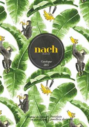 Каталог Nach Bijoux 2017