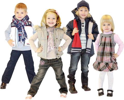 Где закупать оптом детскую одежду