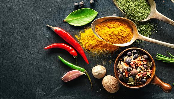 Индийские специи для обычных блюд