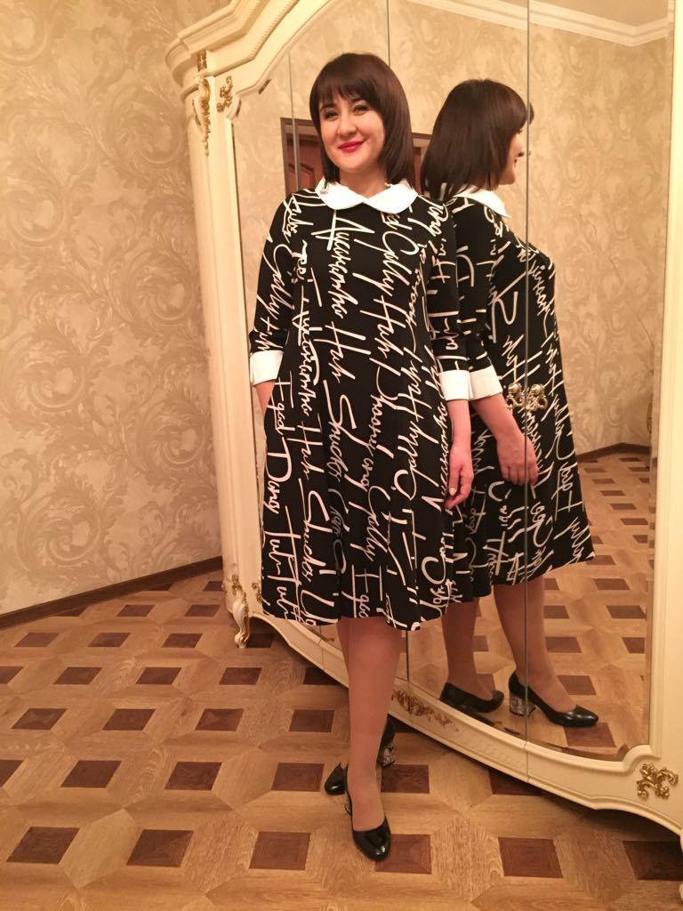 Отзыв о платье 3212