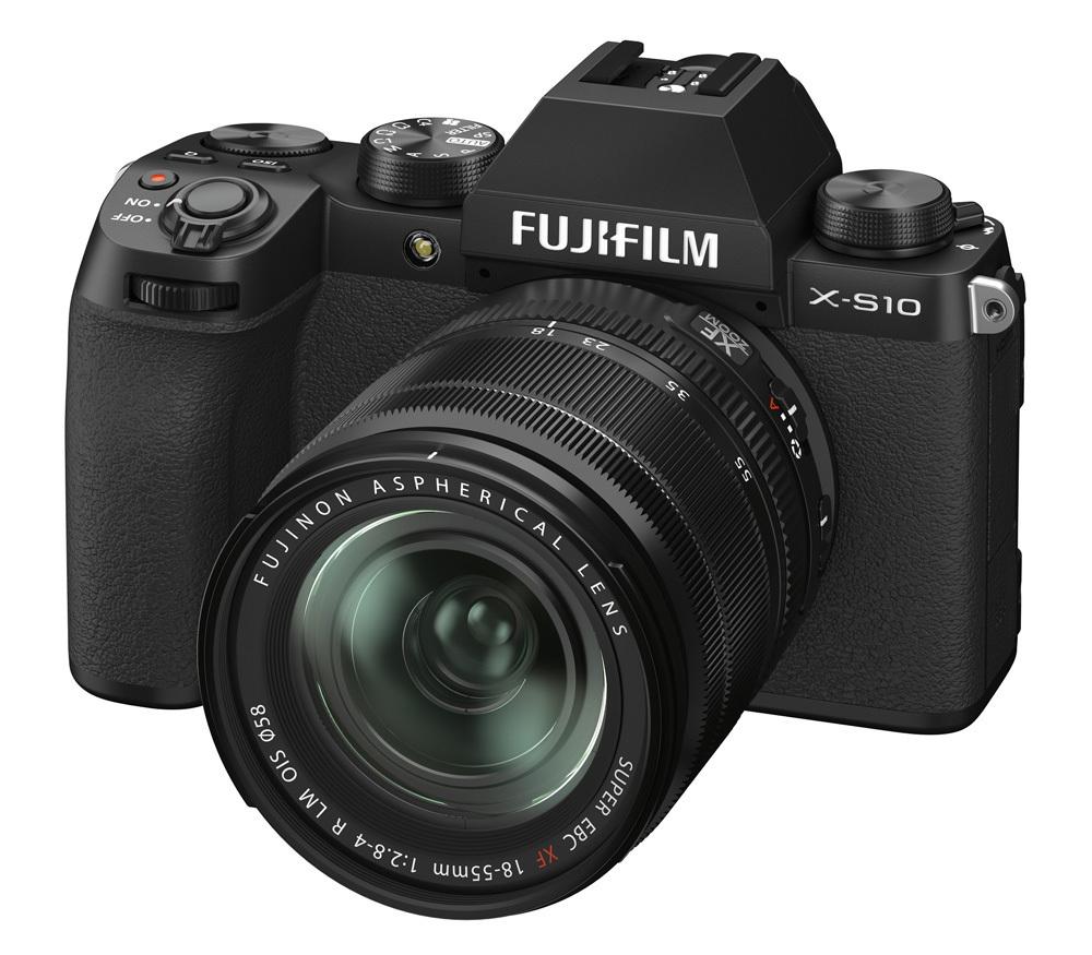 Анонсирован Fujifilm X-S10