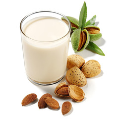 Миндальное молоко - готовим дома