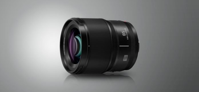 Представлен объектив Panasonic Lumix S 85mm F/1.8