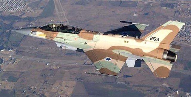 Учения ВВС Израиля