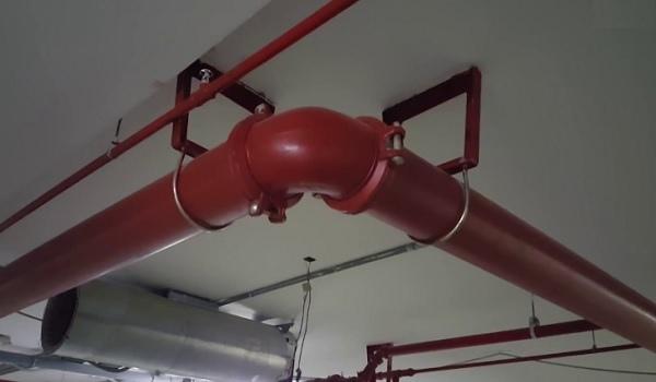 Крепление воздуховодов – анкеры, дюбеля, шпильки