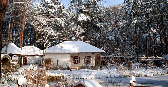 Зимний уикенд в Украине - как и где отдохнуть? Советы от Bagland!
