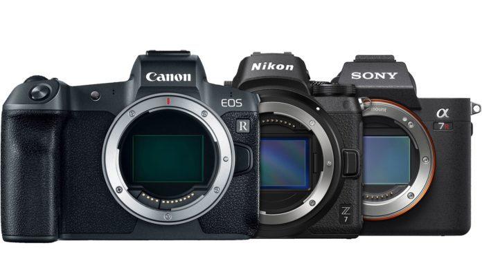 BCN: Canon догоняет Sony на рынке полнокадровых камер в Японии