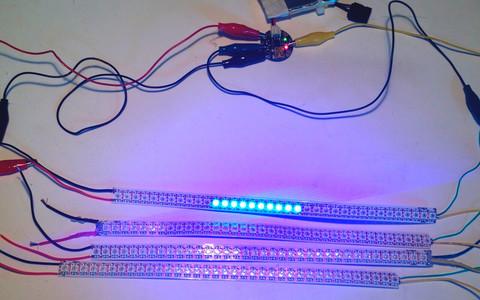 Как сделать светодиодную ленту