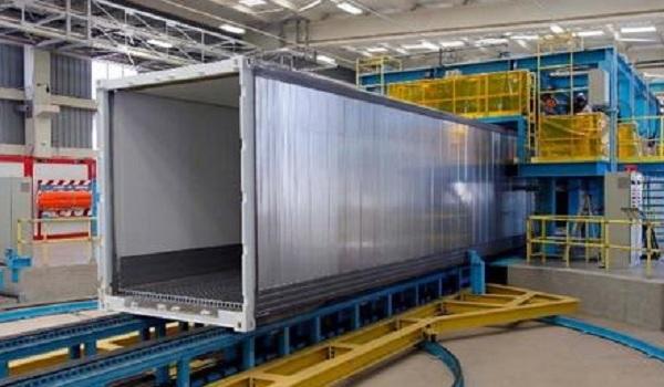 Омсктрансмаш разработал контейнер-холодильник