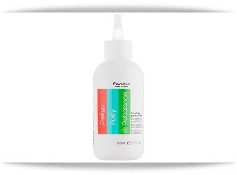 Фотообзор на пилинг для кожи головы (пре-шампунь) Fanola
