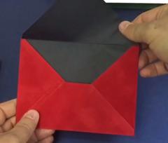 Бархатные конверты для открыток