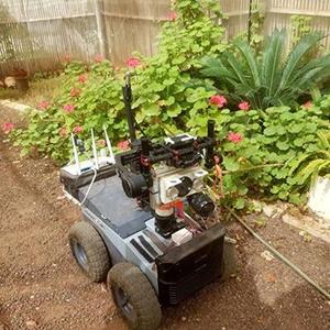 Робот научился управлять ультразвуком