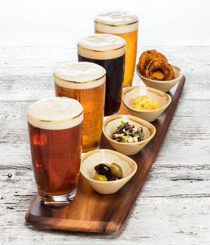 С чем пить крафтовое пиво
