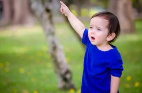 Как помочь ребёнку заговорить?