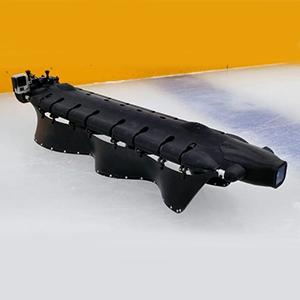 Робот Velox перемещается при помощи «плавников»