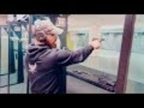 Стрельба одной рукой, стойка, положение второй руки от Марата Сутаева