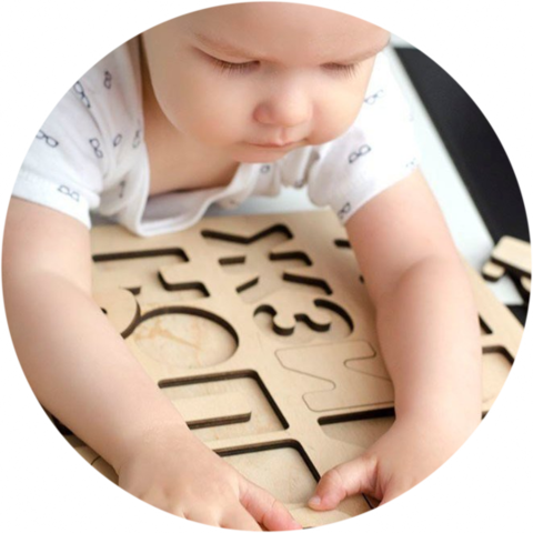 С какого возраста учить буквы с ребенком