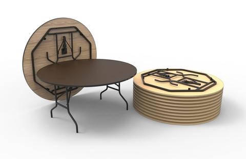 Складная мебель для ресторанов