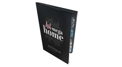 Вышел первый выпуск печатного каталога «Art Mega Home»