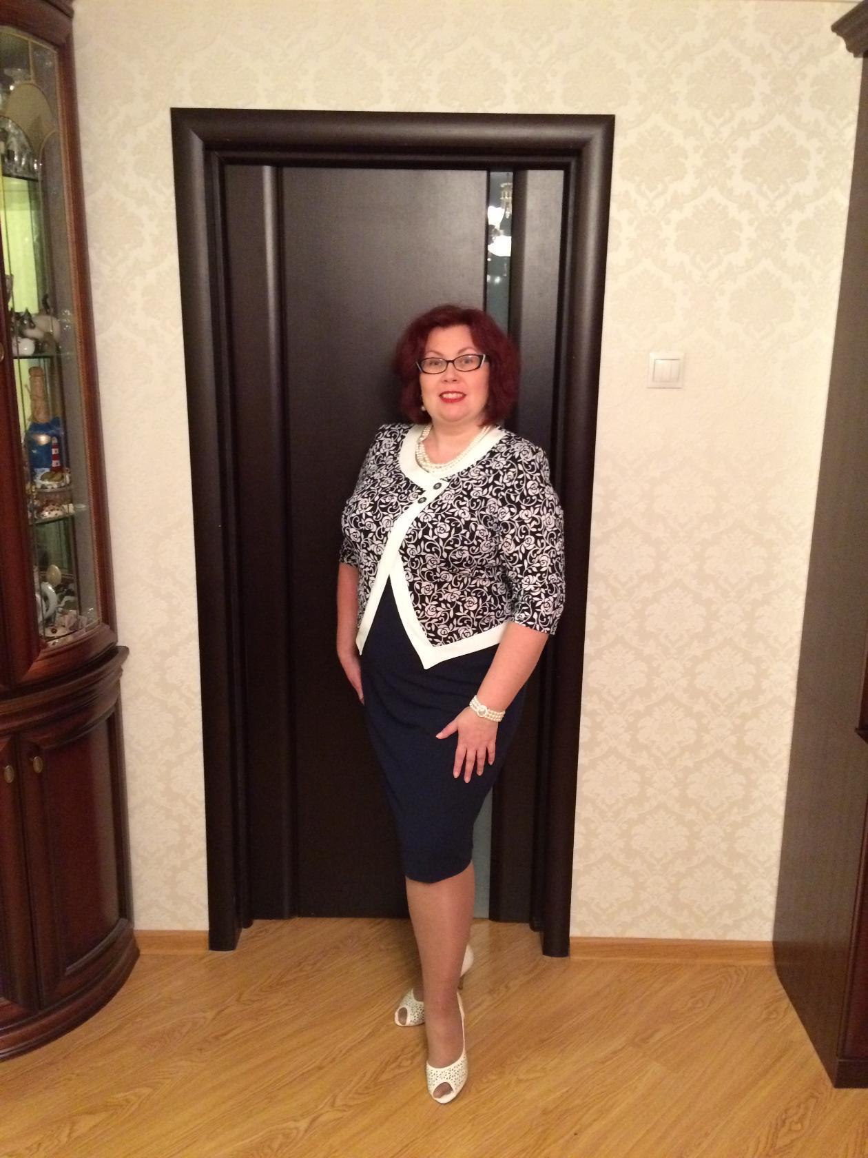 Отзыв о платье 4419