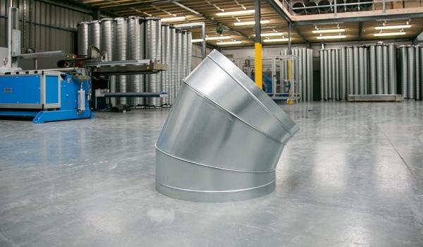 Металлические воздуховоды – изготовление по СНиП