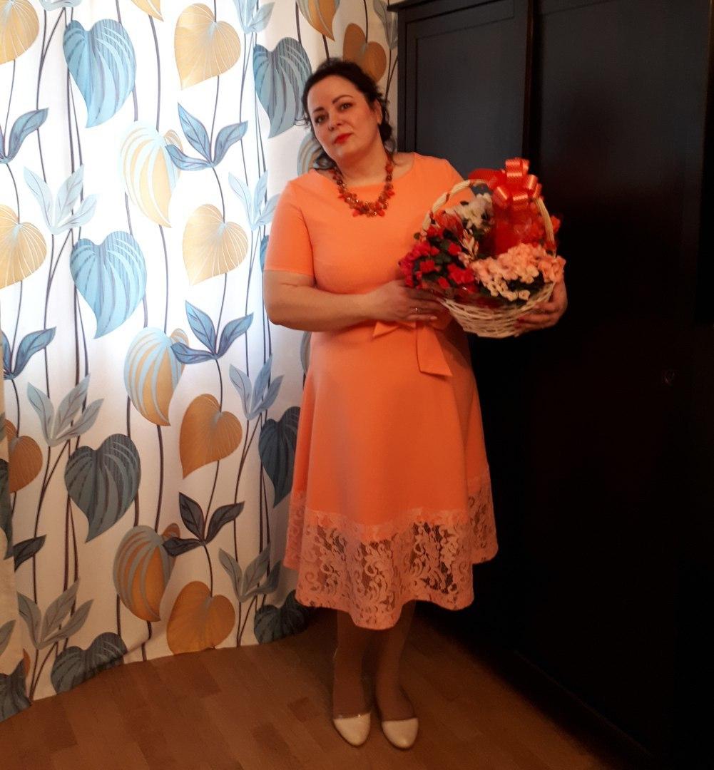 Отзыв о платье 4436