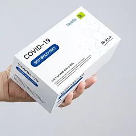 Экспресс-тест на антитела COVID19