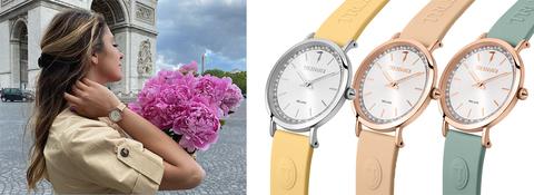 Летняя коллекция часов T-MOTIF от Trussardi