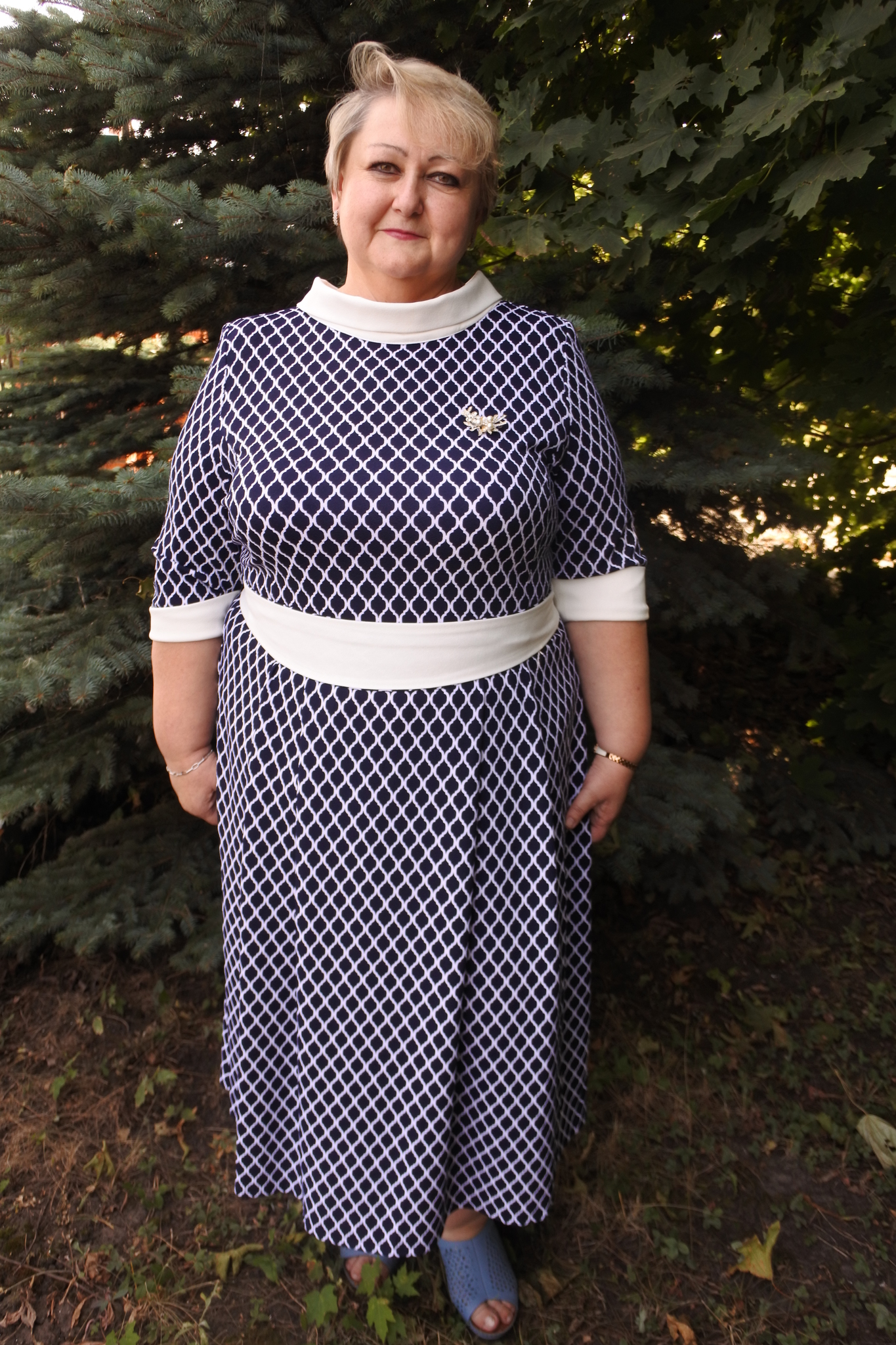 Отзыв о платье 4038