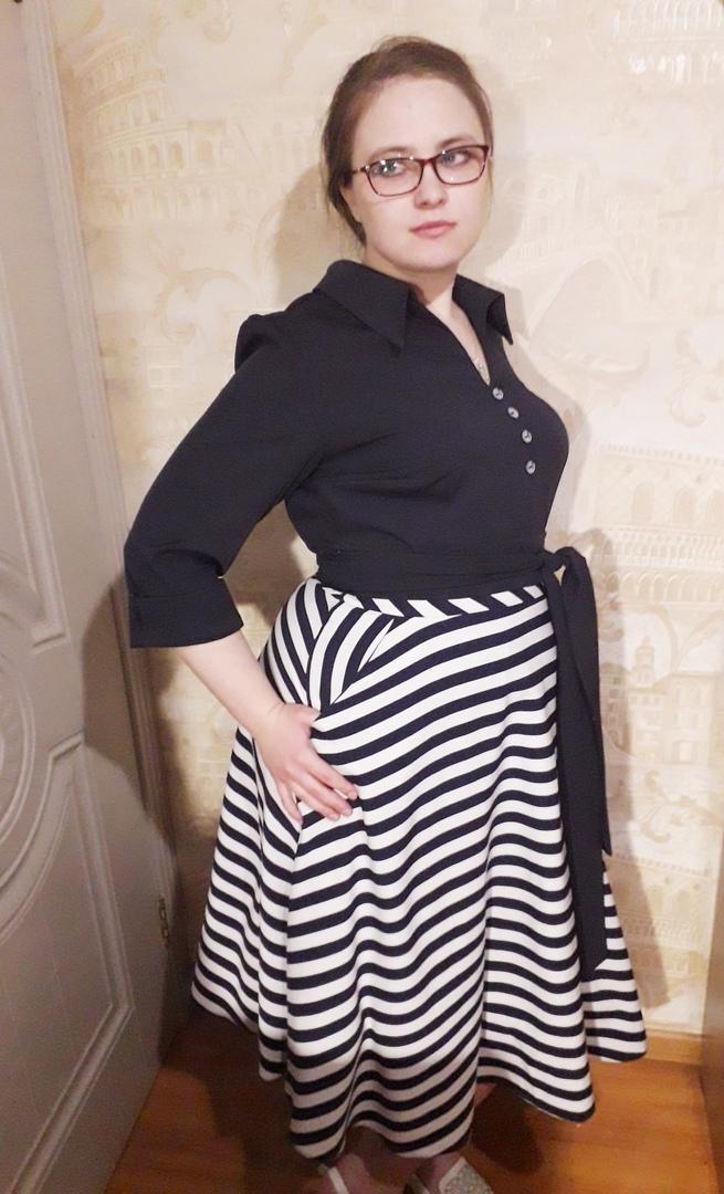 Отзыв о платье 6634 (2)