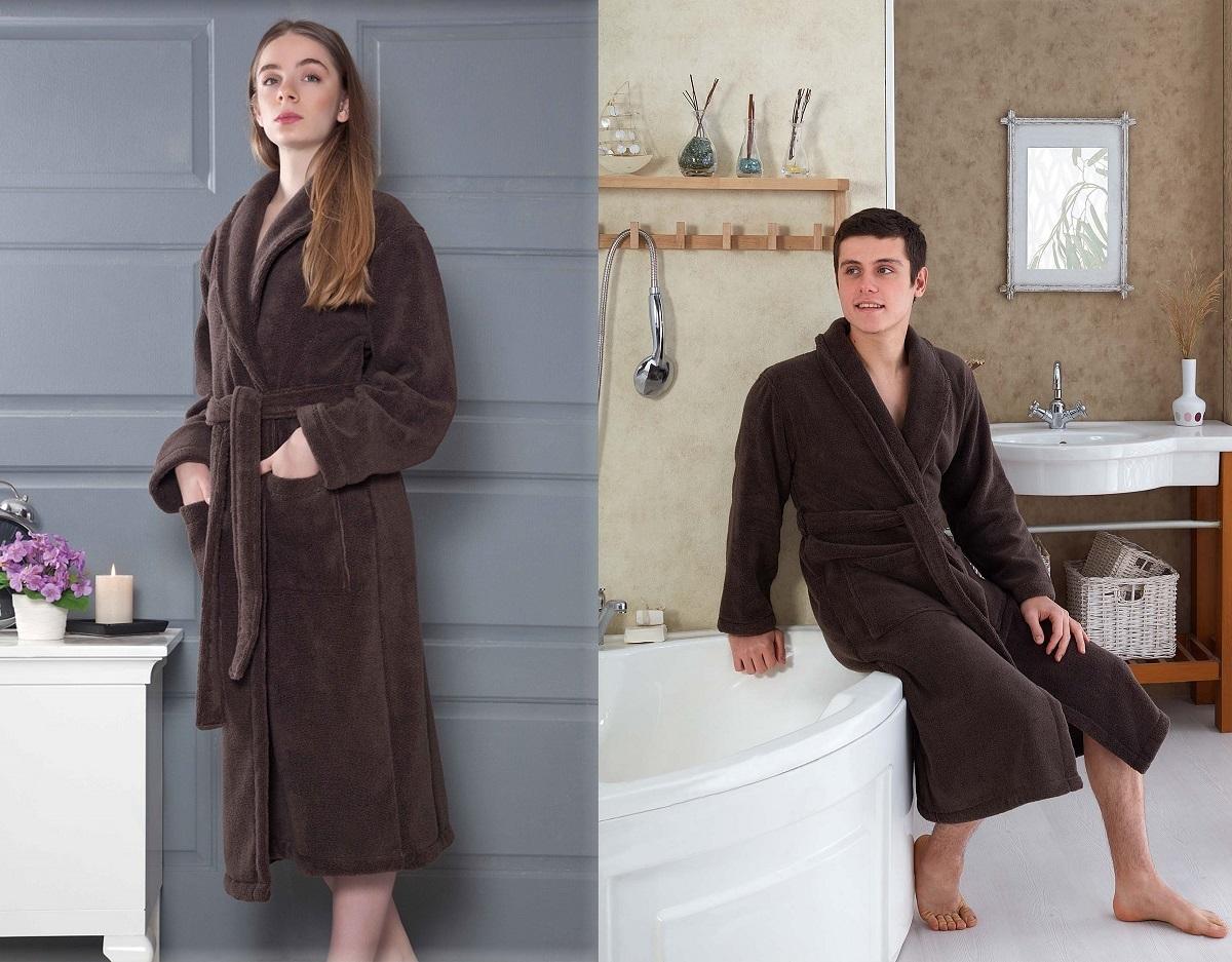 Как выбрать махровый халат?