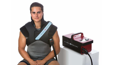 Game Ready представляет новый бандаж компрессионно-холодовой терапии для спины и шеи