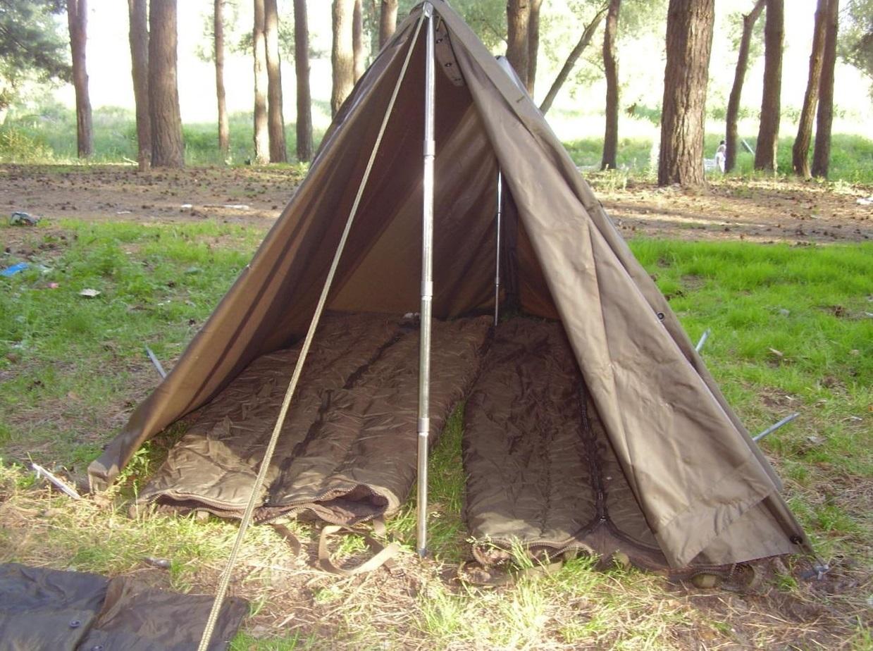 Надёжное укрытие: плащ-палатка и ее модификации