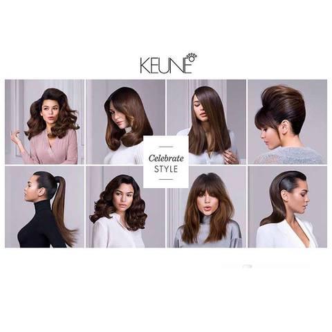 Keune Haircosmetics представляет новую линейку стайлингов. Мы превращаем Design в STYLE.