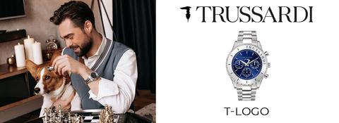 Летняя коллекция часов T-LOGO от Trussardi