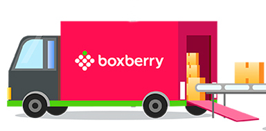 Теперь мы пользуется Boxberry