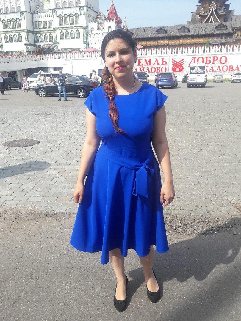 Отзыв о платье (нет на сайте 8)