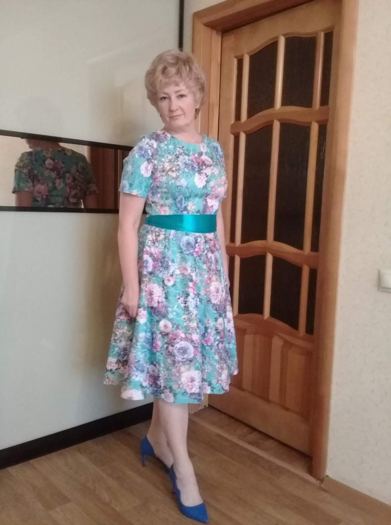 Отзыв о платье 1965
