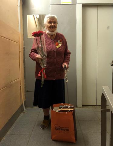 Бердасова Варвара Игнатьевна (Ветеран ВОВ)