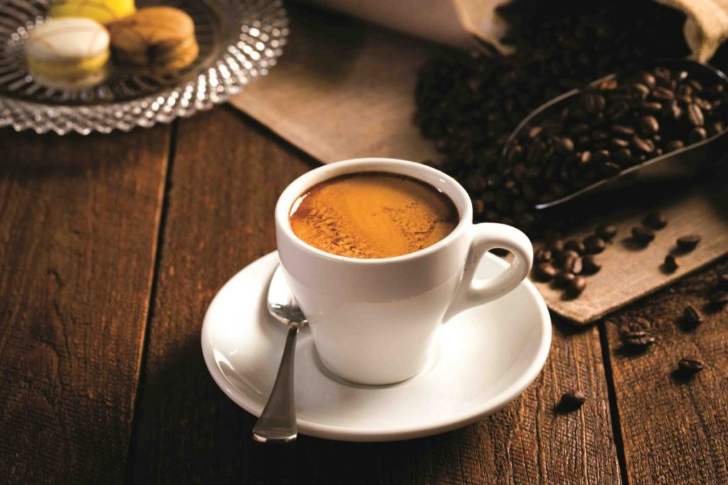 Какой кофе предпочитают в разных странах.