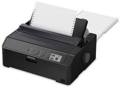 В продаже появился матричный принтер Epson FX-890II со скоростью до 738 знаков в секунду