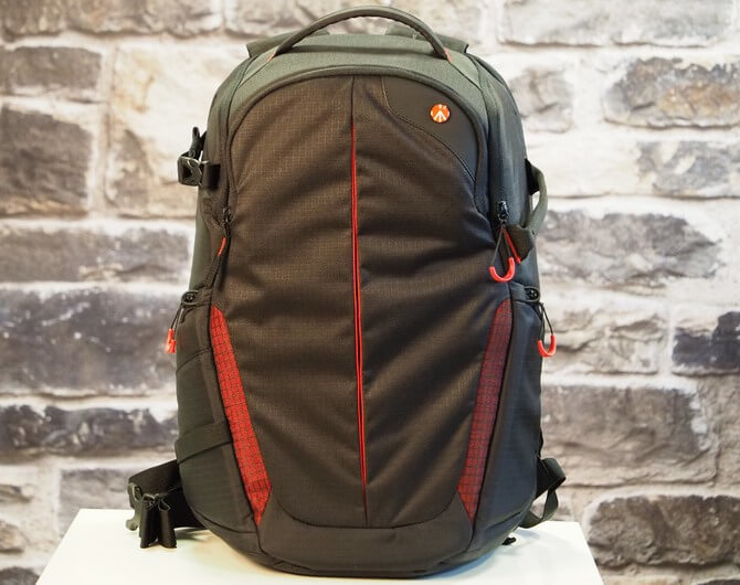 Обзор на фоторюкзак Manfrotto RedBee-110 Backpack