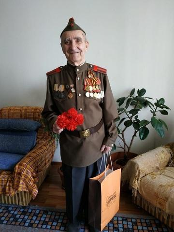 Остащенко Михаил Николаевич (Ветеран ВОВ)