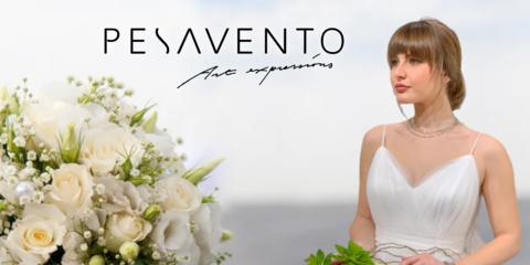 Презентация украшений PESAVENTO и свадебных платьев