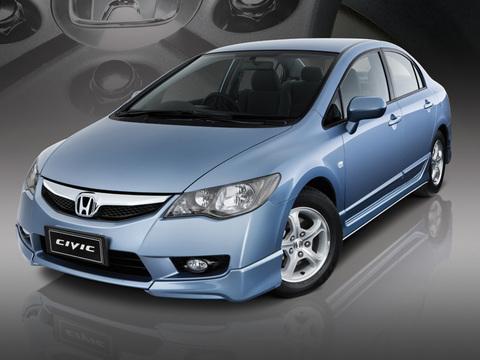 Сохранение подвески Honda Civic