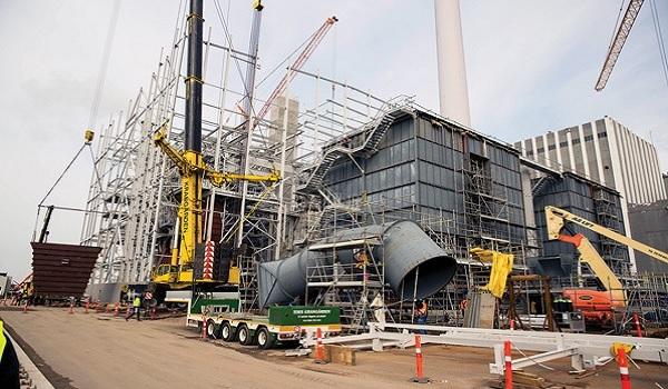 Тепловой насос на 50 МВт запустит Дания