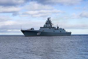 «Адмирал Горшков» оснащен станцией «Филин»