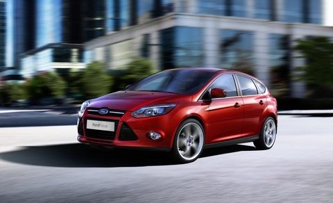 Установка пнемобаллонов BlackStone MHD на Ford Focus