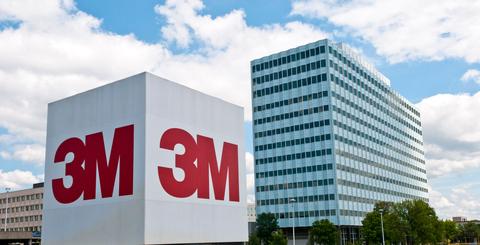 Открытие совместного магазина АМСколор и 3М.